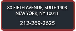 Contact Us Today - Financial Services - Insurance Services - NYC